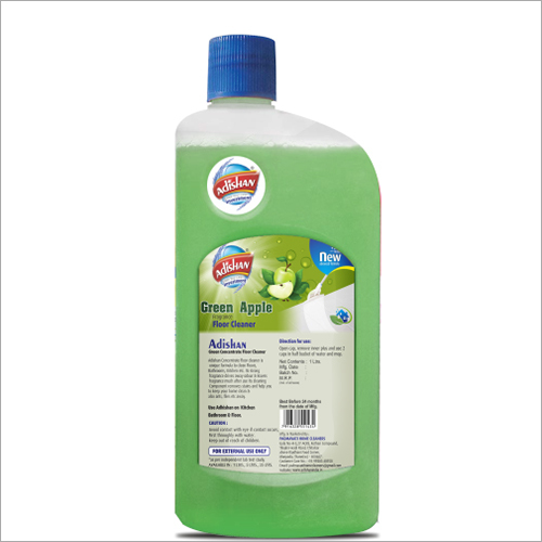 Green Apple Liquid Floor Cleaner