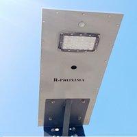 12 Watt All In One Solar Street Light