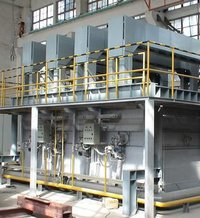 Vertical Fire Testing Furnace