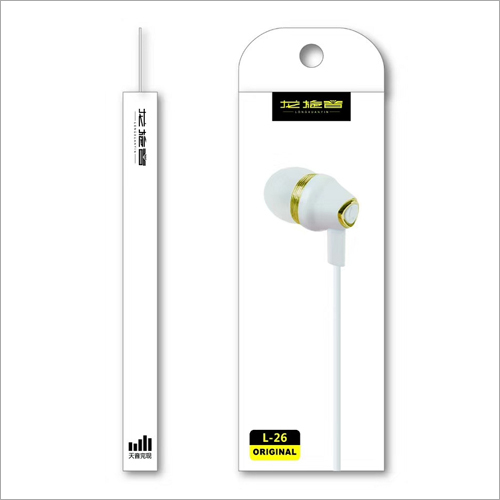 Benifi-L26 Original Earphone