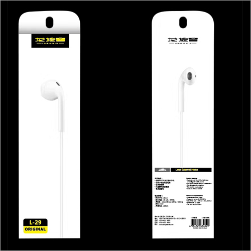 Benifi-L29 Mobile Original Earphone
