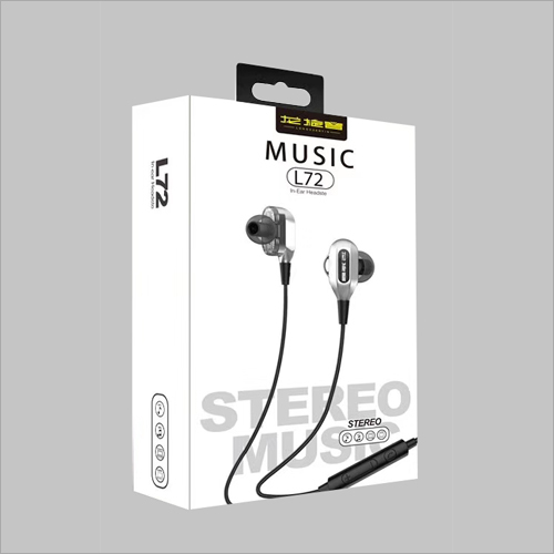 Benifi-L72 Stereo Earphone