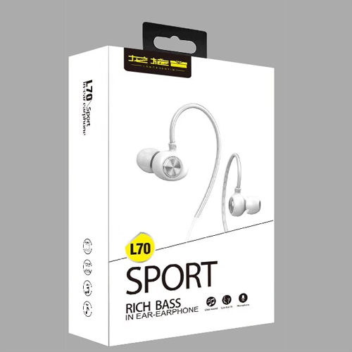 Benifi-L70 Rich Bass Earphone