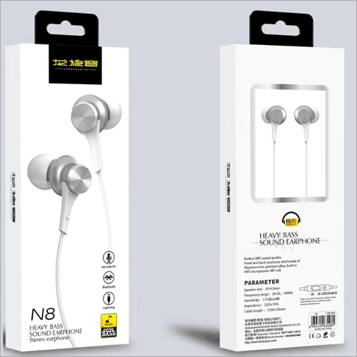 Benifi-N8 Heavy Bass Sound Earphone
