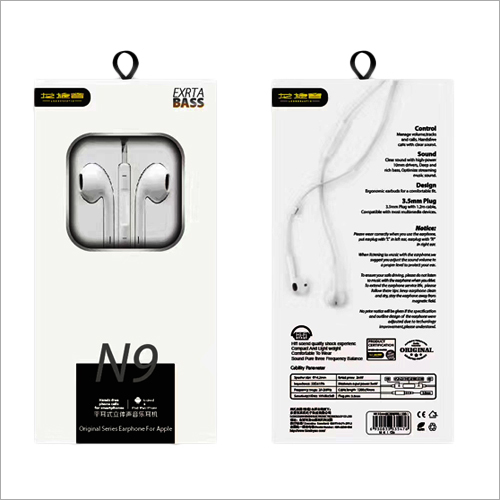 Benifi-N9 Extra Bass Earphone
