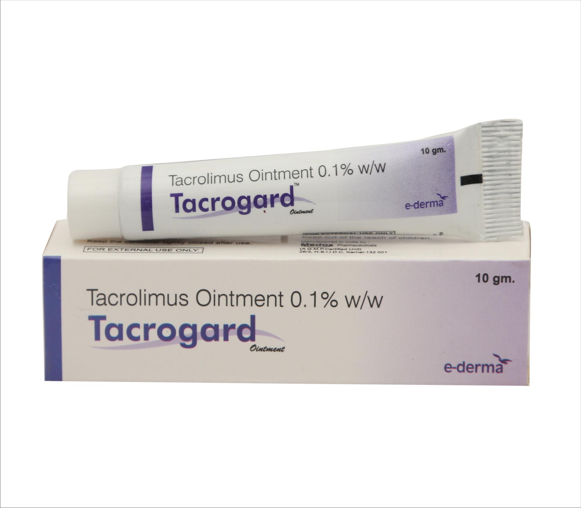 Tacrolimus Ointment