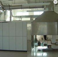 Room Corner Test Machine,ISO 9705; EN 14390
