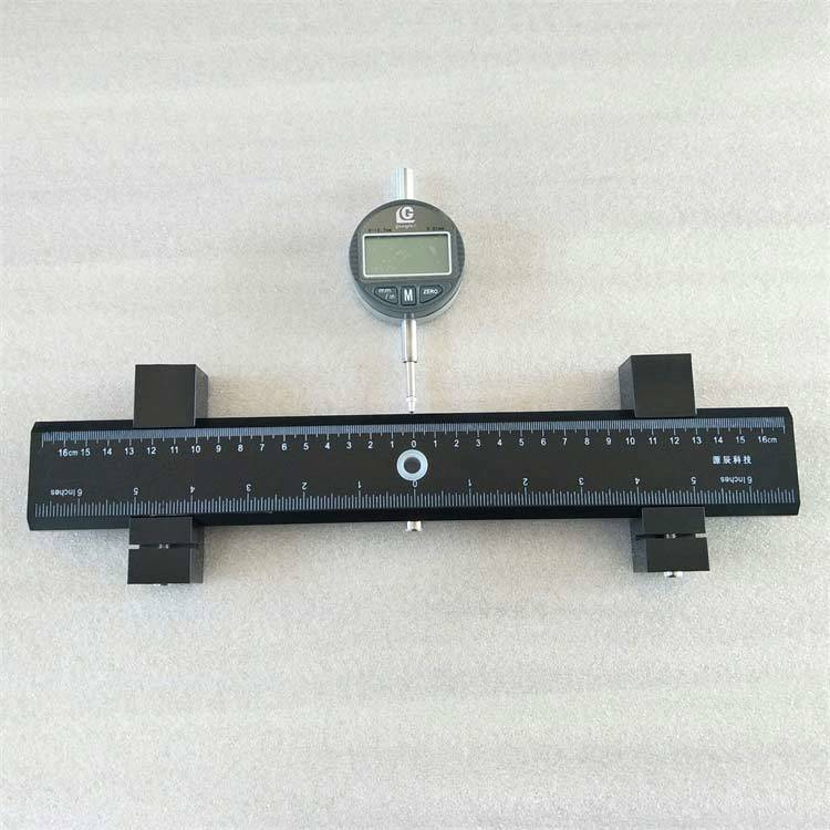 Tempered Glass Flatness Testing Instrument
