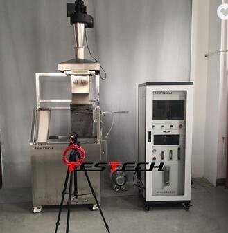 Radiant Panel Flame Spread Test Machine, ASTM E 162