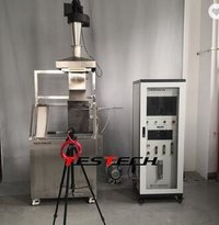 Radiant Panel Flame Spread Test Machine