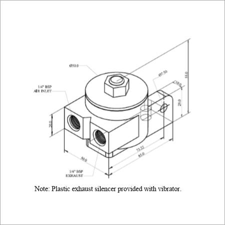 Mini Turbine Vibrator
