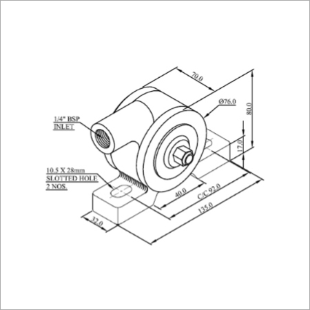 Turbine Vibrator