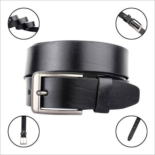 FB Buff Leather Belt