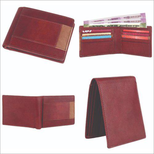 Foldable Mens Wallet