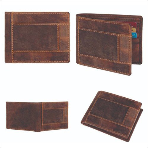 Hunter Leather Wallet
