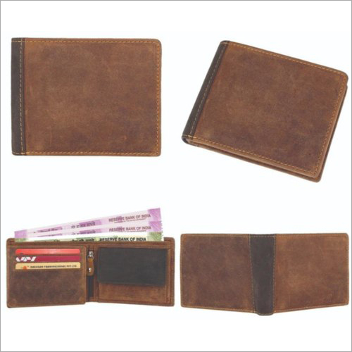 Fabbro Genuine Leather Wallet