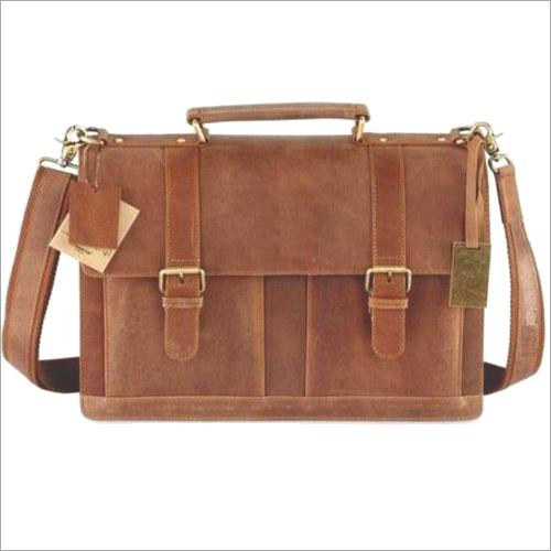 Hunter Leather Laptop Bag