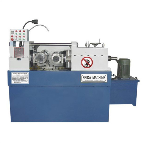Z28-200 MODEL (6 mm - 80 mm) Bolt Thread Machine