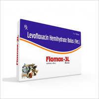 Levofloxacin Hemihydrate Bolus