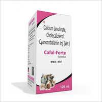 Calcium Levulinate - Cholecalciferol Cyanocobalamin Injection