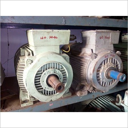 Industrial Used Three Phase Motor