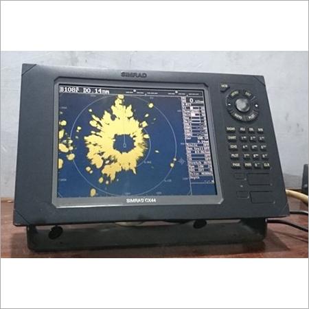 Old and used Marine GPS
