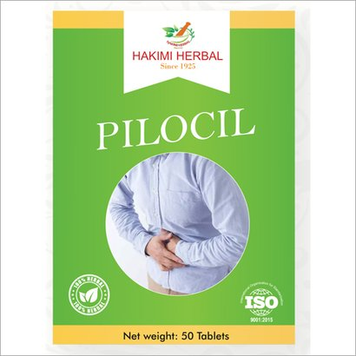 Herbal Medicine Pilocil Tablet