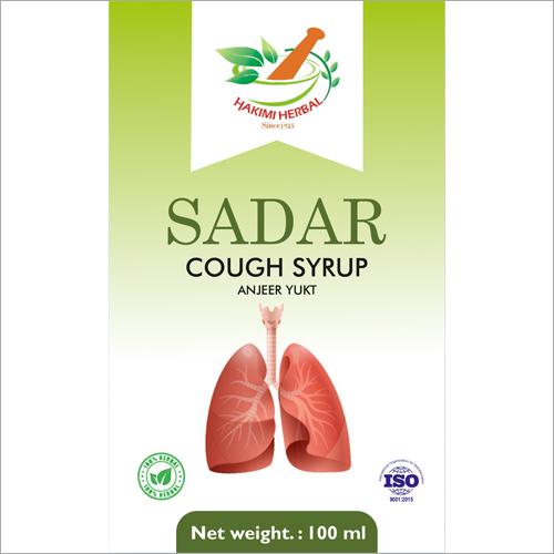 Sadar Cough Syrup
