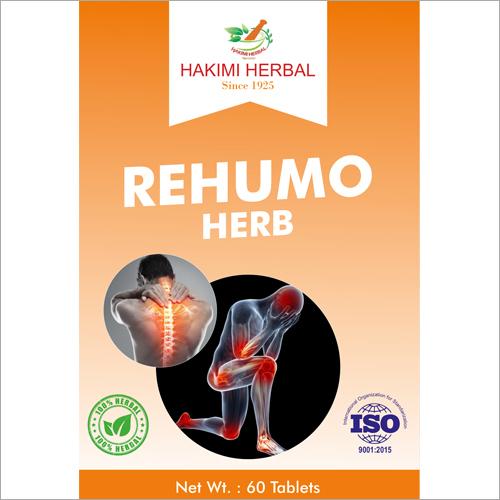 Tablets Rehumo Herb