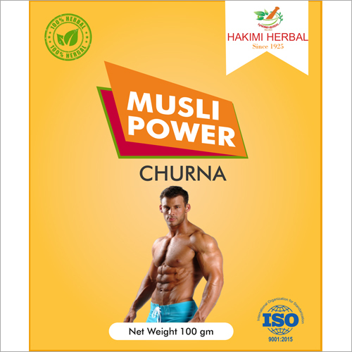 Musli Power Churna