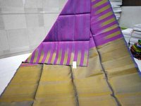 Ladies Dupion Dye Saree