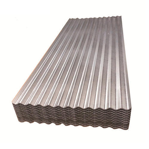 Zinc Aluminium Coated Steel