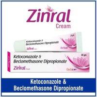 Ketoconazole  2 % + Beclomethasone  0.025%w/v