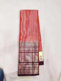 Pure Silk Bridal Saree
