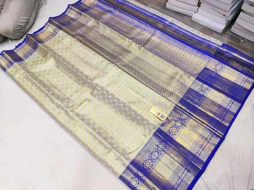 Pure Silk Brocade Saree