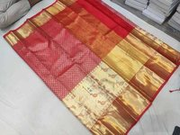 Pure Kanchipuram Bridal Saree