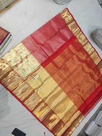 Pure Kanchipuram Bridal Saree