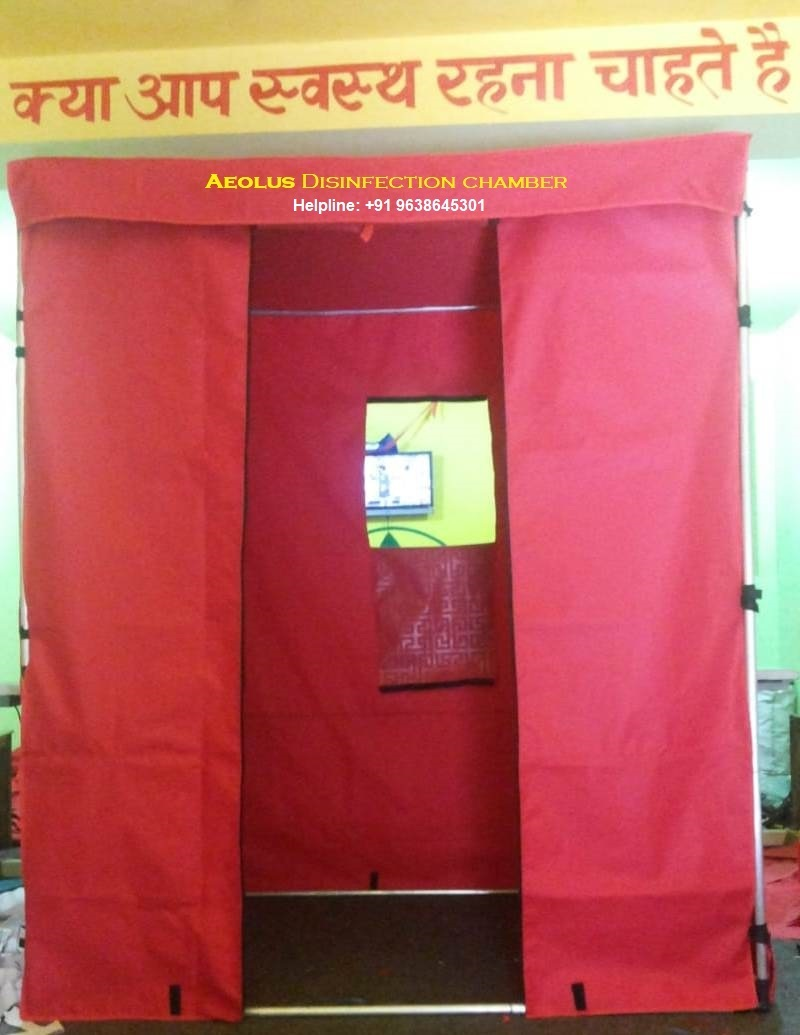 Disinfection Chamber & Tunnel Portable Foldable
