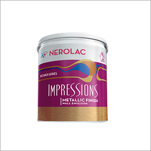 Impressions Metallic Finish Wall Emulsion
