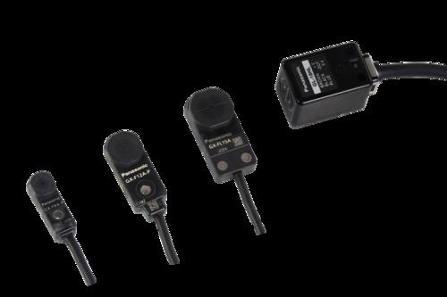 Rectangular-shaped Inductive Proximity Sensor