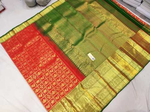 Kanchipuram Bridal Saree