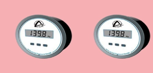 CDPG-2L-LED Aerosense Digital Differential Pressure Gauge Range 0-50 MM WC