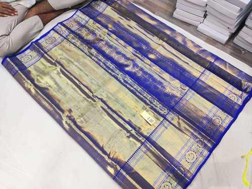 Indian Silk Bridal Saree