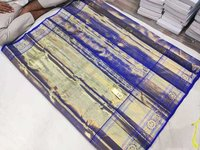 Indian Silk Bridal Saree