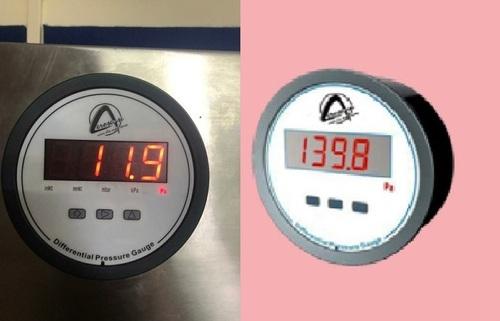 Aerosense Digital Differential Pressure Gauge Series CDPG Wholesaler India