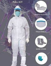 Disposable Personal Protective Equipment Kit