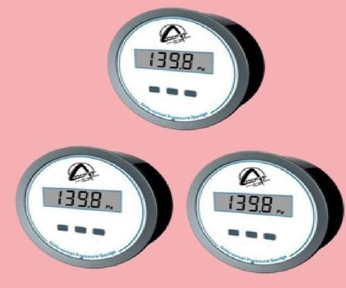 Aerosense Digital Differential Pressure Gauge Series CBDPG Wholesaler India