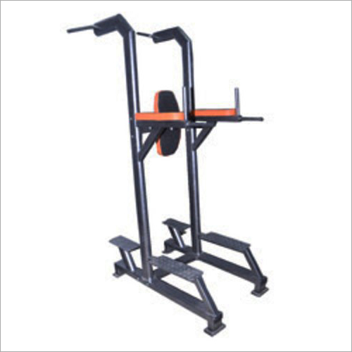 Chinning Dipping And Knee Raise Machine