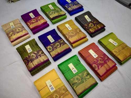 Silk One Warp Saree