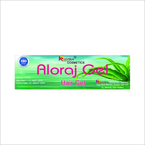 Aloraj Hair Gel